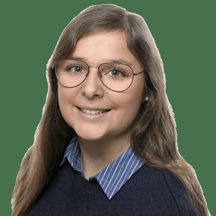 Anna Vandieken ist Bilanzbuchhalterin (IHK)!