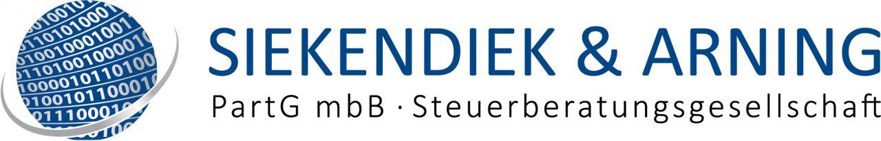 Steuerberatungsgesellschaft Siekendiek & Arning PartG mbB Logo